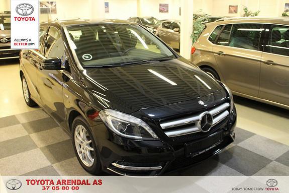Mercedes-Benz B-Klasse B 180 BlueEfficiency Sport  2012, 64000 km, kr 199000,-