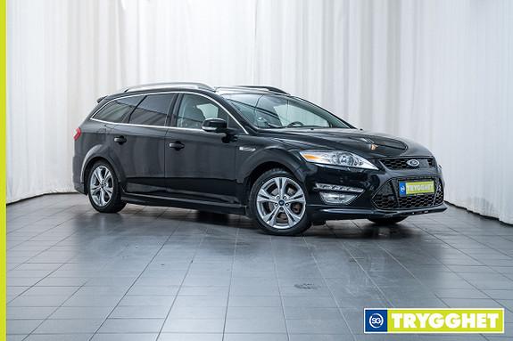 Ford Mondeo 2,0 TDCi 140hk Titanium S Aut. TITANIUM S!! sjekk utstyrslista på denne.
