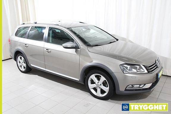 Volkswagen Passat Alltrack 2,0 TDI 177hk DSG 4M Exclusive Fjernbetj.Webasto/Navi/Xenon++