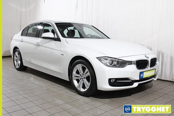 BMW 3-serie 318d xDrive 143hk SportLine-DAB-Bluetooth-el.hengef-Fj.lysaut-oppv.ratt-Sportsseter