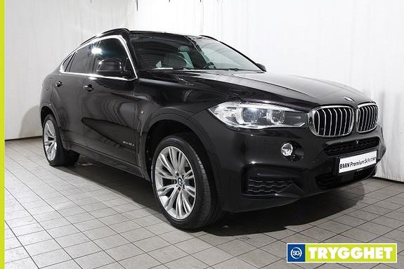 BMW X6 xDrive 40d M-sport 313hk Norsk-Proppfull av utstyr inkl mye Individual -Se utstyrsliste!  En eier