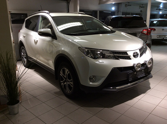 Toyota RAV4 2,2 D-4D Manuell Executive  2013, 47000 km, kr 365000,-