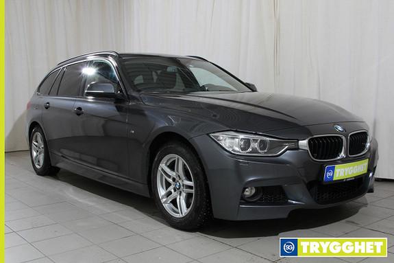 BMW 3-serie 318d 136hk Advantage Edition aut M Sport, Navi Proff, Hengerfeste