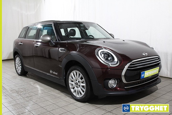 MINI Clubman Cooper AUTOMAT Norsk-LED hovedlys-PDC-DAB-Bluetooth-active guard etc
