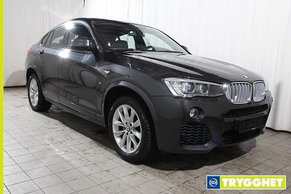 BMW X4 xDrive20d aut M.sport-HeadUp-Skiltleser-Navi-Oppv.ratt-soltak-DAB-R.kam-el.hengerf-Norsk