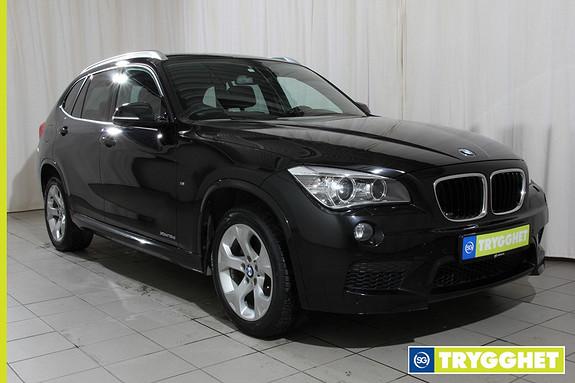 BMW X1 xDrive18d (136hk) Automat Hengerfeste, Navi, Sportsstoler, DAB ++