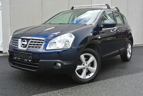 Nissan Qashqai 2,0 dCi  Tekna Xenon - Panoramatak - H.feste - Eu ok 2018 - Garanti  2008, 224865 km, kr 79900,-