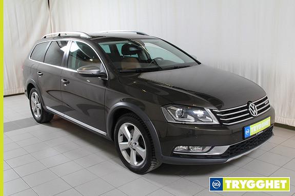 Volkswagen Passat Alltrack 2,0 TDI 170hk BMT DSG 4M Bluetooth,navigasjon,parkeringsvarmer m/fj
