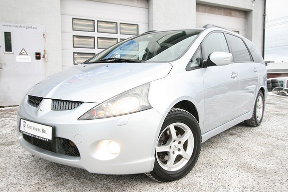 VS Auto - Mitsubishi Grandis