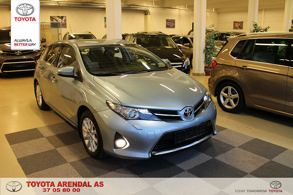 Toyota Auris 1,6 Valvematic Active  2014, 92000 km, kr 179000,-