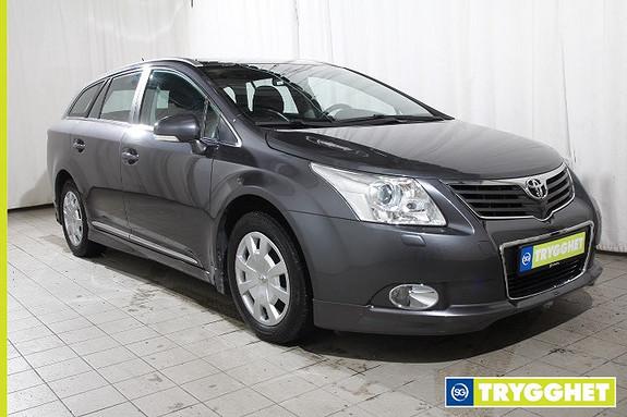 Toyota Avensis 1,6 132hk Advance Automatisk Klimaanlegg-Bluetooth-God plass-Komfortabel bil