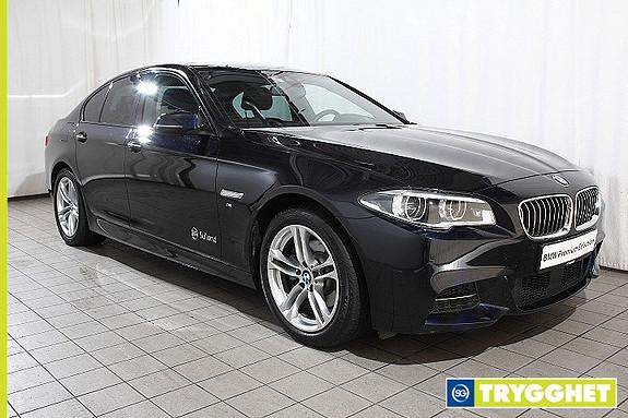 BMW 5-serie 520dA x-Drive M.sport-Adaptiv LED-Adaptiv Cruise-Head Up-Navi-Comf.acc-Dieselv-Solt