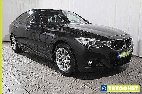 BMW 3-serie 320dA GT  M.sport-Norsk-oppv.ratt-h.feste-fjernlysaut-Navi-DAB-19