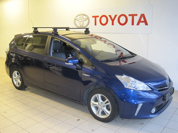 Toyota Prius+ Seven Premium  2012, 138100 km, kr 208660,-