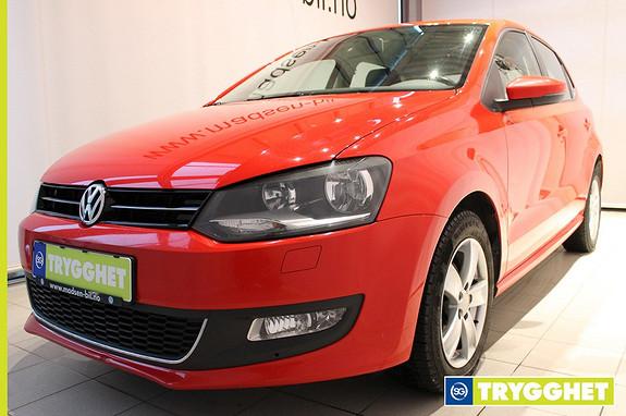 Volkswagen Polo 1,6 90hk TDI DSG Highline Multiratt, Cruisekontroll, Climatronic, Automat