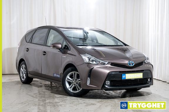 Toyota Prius+ Seven 1,8 VVT-i Hybrid Executive