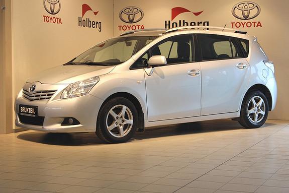 Toyota Verso 2,0 D-4D Advance 7 seter Multifunksjonsratt, PWR-Heat,  2011, 87676 km, kr 179000,-