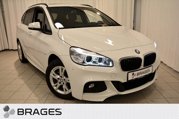 BMW 2-serie 218i Active Tourer aut M Sportpakke, Panorama, Cruise m  2015, 29 600 km, kr 339 000,-