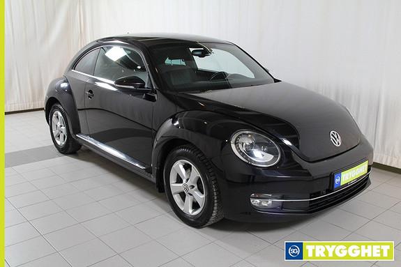 Volkswagen Beetle 1,2 TSI 105hk BMT Design bluetooth,cruisecontroll,DAB+,parksensorer f&b