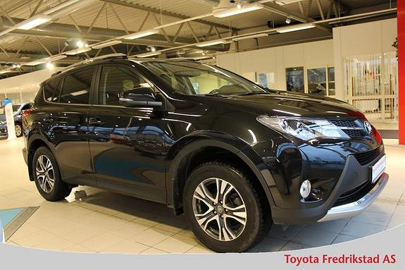 Toyota RAV4 2,0 4WD Multidrive S Active Lav km, pen bil, servicehistorikk,  2013, 24500 km, kr 339000,-
