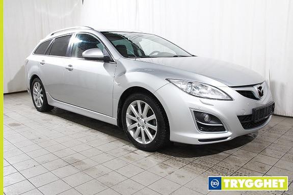 Mazda 6 2,2 D 129 hk Sport Webasto