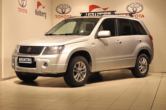 Suzuki Grand Vitara 1,9 DDiS SE  2009, 103950 km, kr 145000,-