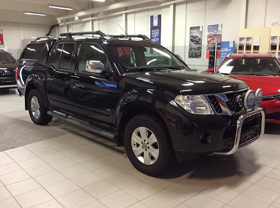 Nissan Navara 3.0 DCI V6 231HK  2012, 102000 km, kr 299000,-