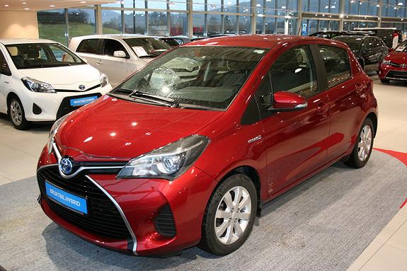 Toyota Yaris 1.5 Hybrid Active m/Navi  2014, 52381 km, kr 178000,-