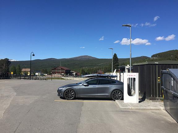 Tesla Model S 85P Performance 2014, 92000 km, kr 476064,-