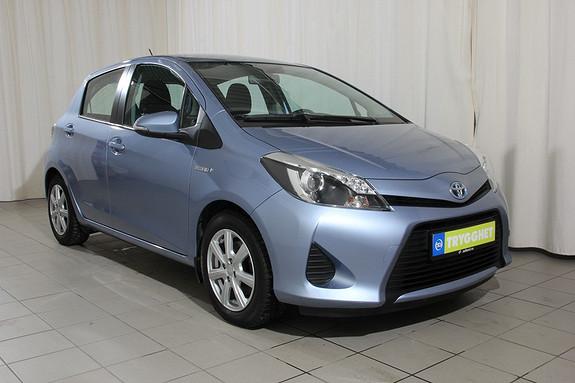 Toyota Yaris 1,5 Hybrid Active Navi,ryggekamera,defa varmer, bil med lav km.stand, DAB+