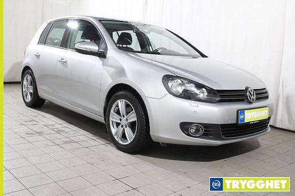 Volkswagen Golf 1,6 TDI 105hk Comfortline Cruise-Klima-DAB-Bluetooth-Pa