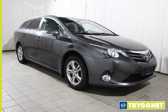Toyota Avensis 1,8 147hk Executive Multidrive S Automat - Klima - Hengerfeste - Cruisekontroll