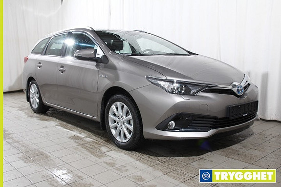 Toyota Auris Touring Sports 1,8 Hybrid Active S Ryggekamera - Automat - DAB -Bluetooth - Cruise