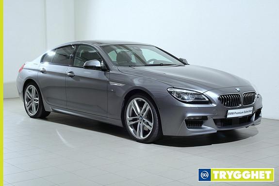 BMW 6-serie 640i xDrive Gran Coupé -Mpakke-SoftClose-HeadUp-Bang&Olufsen-Webasto++++