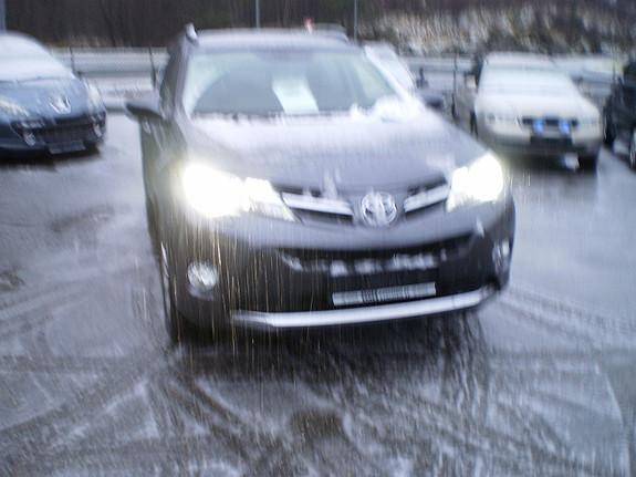 Toyota RAV4 Aktiv+  2013, 53000 km, kr 333660,-