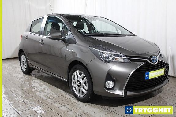 Toyota Yaris 1,5 Hybrid Active S e-CVT DAB+ - Cruisekontroll - Ryggekamera - Keyless - Automat
