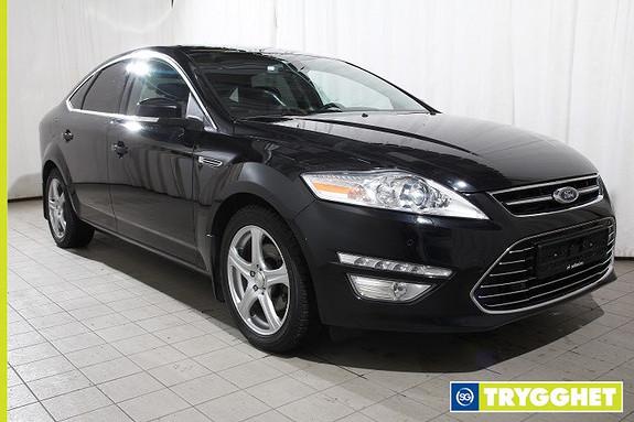 Ford Mondeo 2,0 TDCi 140hk ECO Premium Aut. Automat - Keyless - Cruise - Skinn - P.sensorer +++