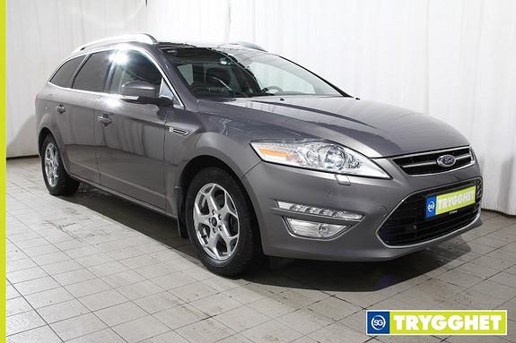 Ford Mondeo 1,6 TDCi 115hk Premium Webasto