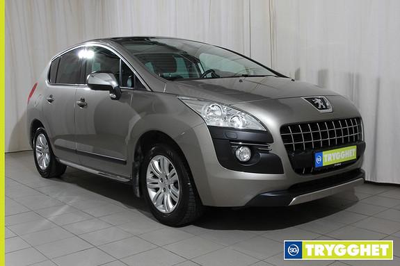 Peugeot 3008 1,6 Premium Pack HDi DPF EMG 109 hk Automat,panoramatak, DAB+