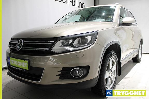 Volkswagen Tiguan 2,0 TDI 140hk 4M Sport & Style BMT DSG BLUETOOTH, HENGERFESTE, NAVIGASJON