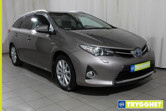 Toyota Auris Touring Sports 1,8 Hybrid Active+ Navigasjon, ryggekamera, dab radio, automat