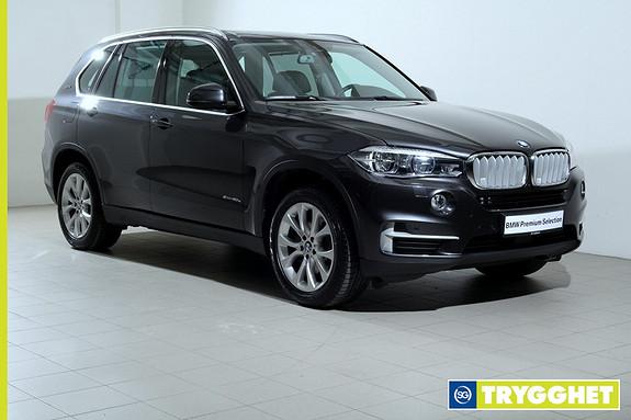 BMW X5 xDrive40e iPerformance -NaviPro-HUD-ActiveCruise-H&K-NightVision-DAB+-Komfortseter
