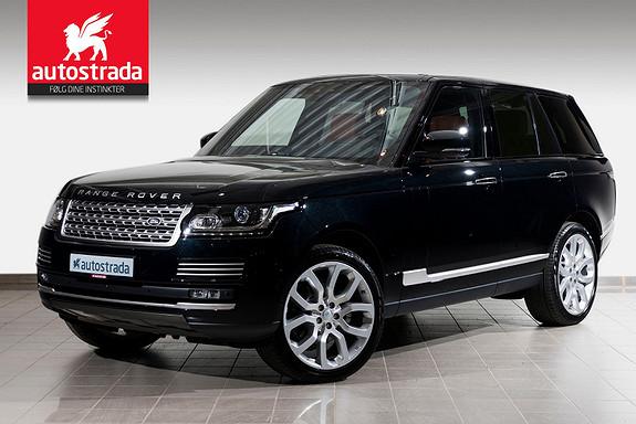 Land Rover Range Rover Autobiography/ Web./HUD/DVD/ACC/Pan