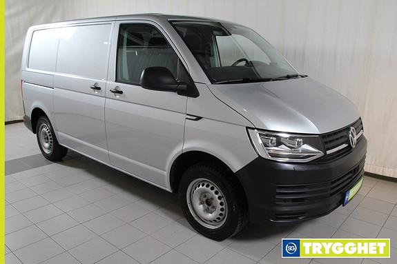 Volkswagen Transporter 2,0 TDI 102hk K u/vindu Demobil