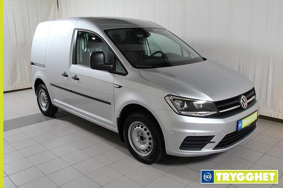 Volkswagen Caddy 2,0 TDI 102hk bluetooth,parkeringsvarmer,DAB+,adaptiv cruisecontroll