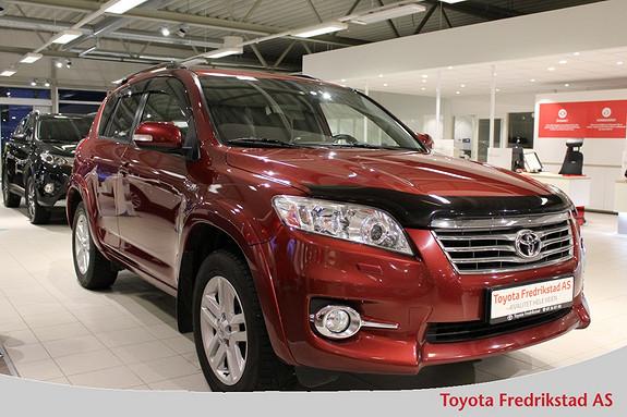 Toyota RAV4 2,2 D-CAT AT Vanguard Premium Skinn, navigasjon, hengerfeste  2010, 163900 km, kr 229000,-
