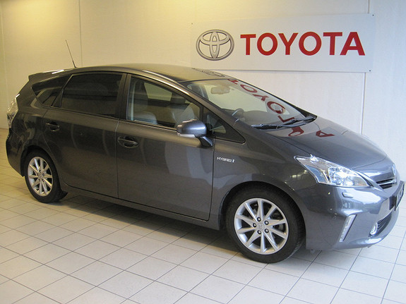 Toyota Prius+ Seven 1,8 HSD Premium Skyview  2012, 92191 km, kr 238000,-