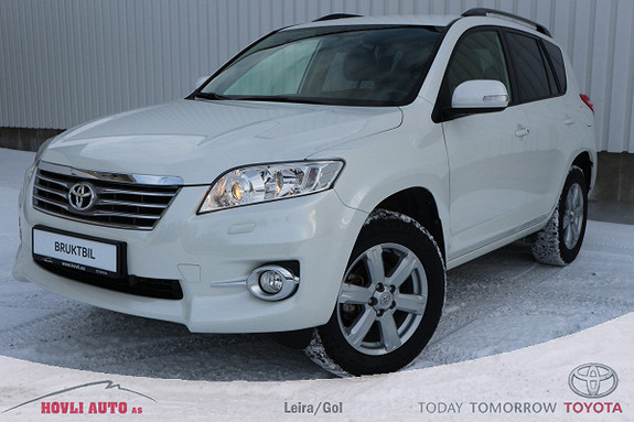 Toyota RAV4 2,0 VVT-i Vanguard Exec.M-drive S  2012, 44500 km, kr 299900,-
