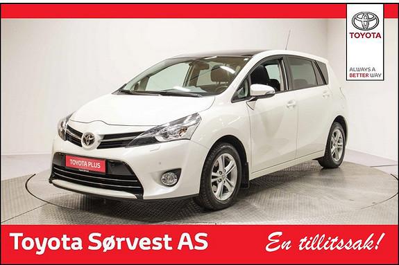 Toyota Verso 1,8 VVT-i Executive Multidrive S 7s ( Executive 7-seter med nybilgaranti  )  2014, 41212 km, kr 259000,-