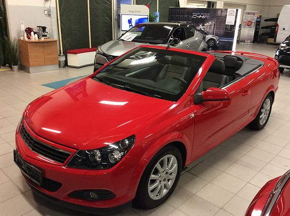 Opel Astra 1,8 Cabriolet SE KILOMETER  2007, 36224 km, kr 130000,-
